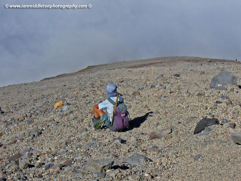 Climbing Mount Taranaki (Egmont)