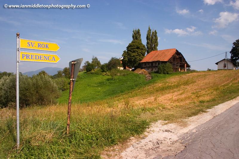 Road to Predenca, Šmarje pri Jelšah