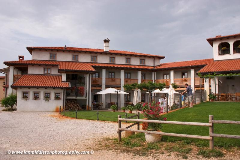 Belica Restaurant, Goriska Brda