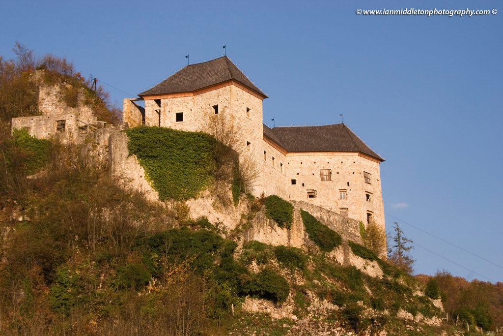 Kostel Castle, Slovenia