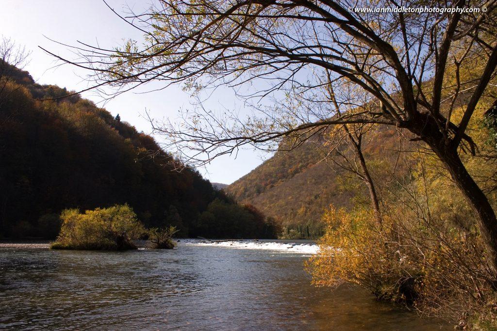 Kolpa River, Dolenjska, Slovenia
