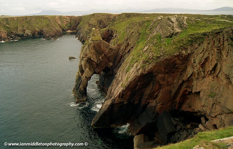 Tory Island coast