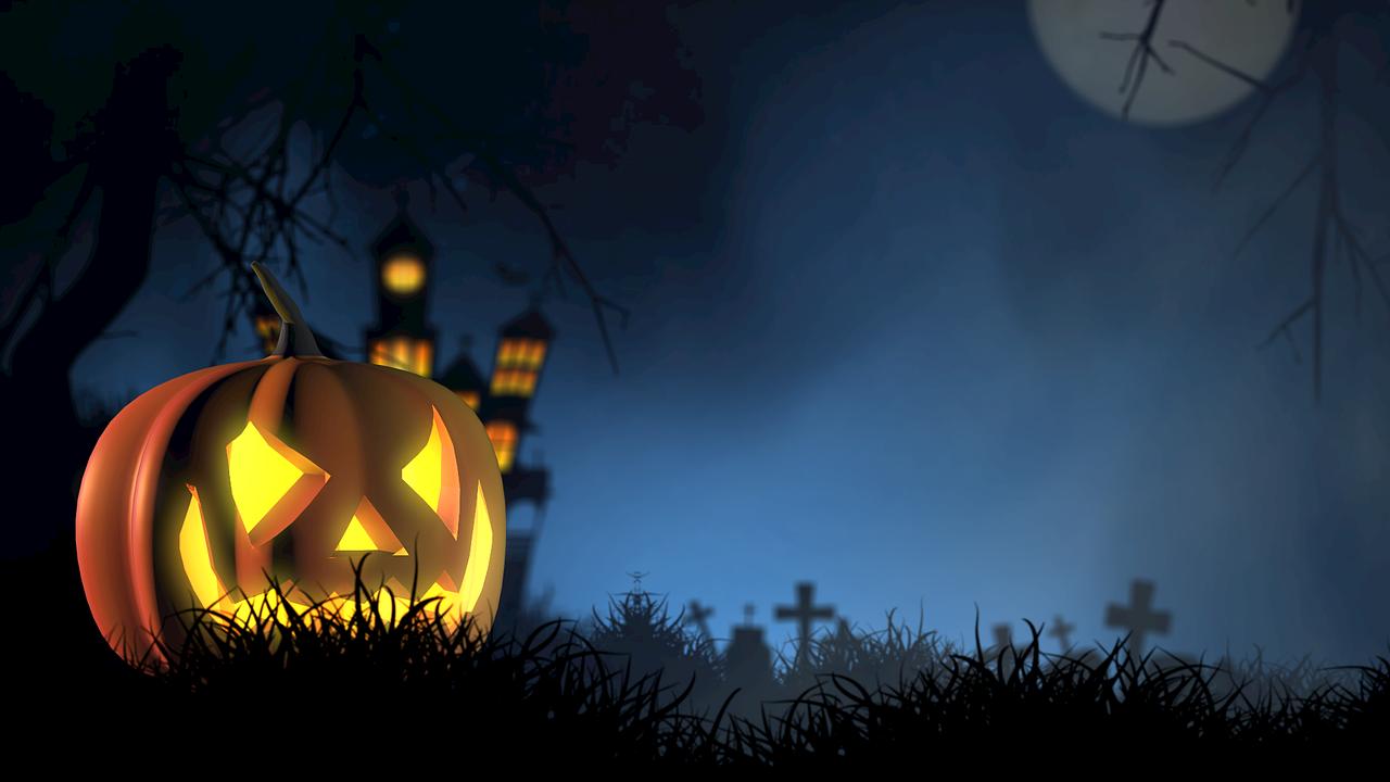 Halloween - pumpkin lantern