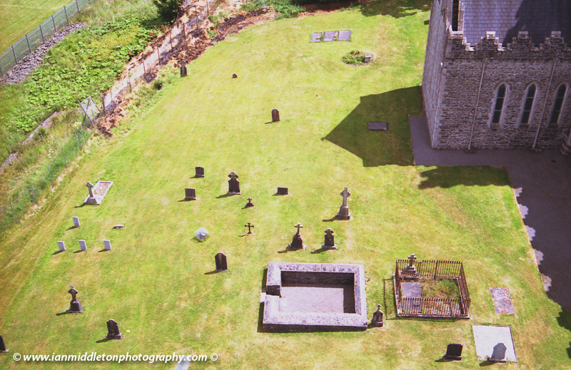 Saint Brigid Fire pit