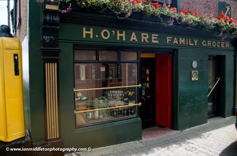 O hare pub in Carlingford. County Louth, Ireland.