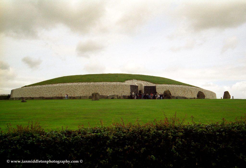 Newgrange megalithic passage cairn