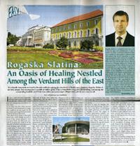 Article on Rogaska Slatina example by Ian Middleton