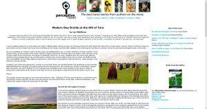 Article on Druids in Ireland