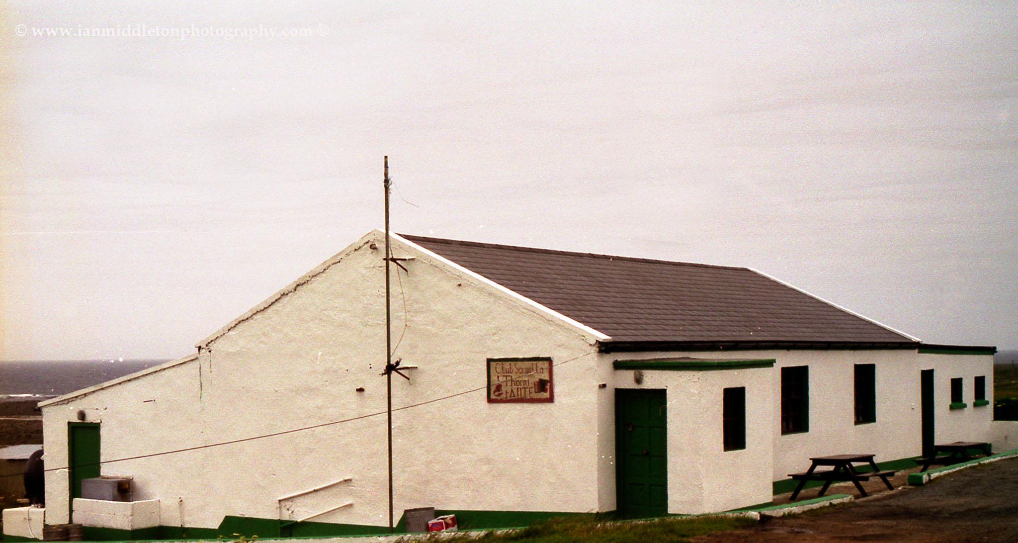 Tory Island social club