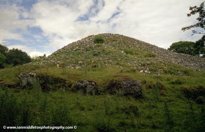 Heapstown Cairn, Sligo